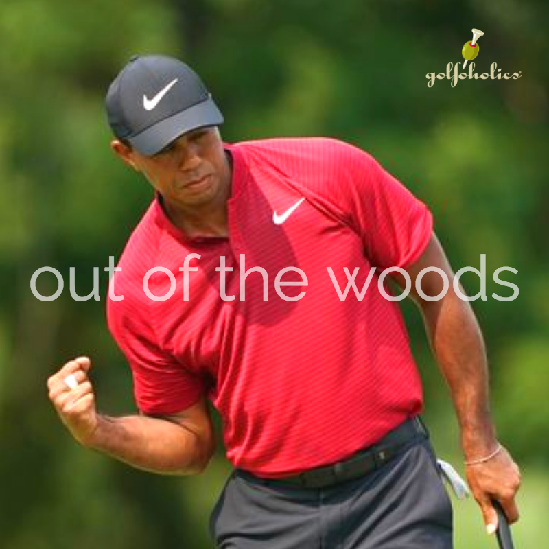 Tiger played like a champ with Seve-like saves @PGAChampionship. Some great golf by runner-up @TigerWoods